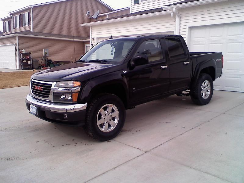 2009 gmc canyon information and photos zombiedrive. Black Bedroom Furniture Sets. Home Design Ideas
