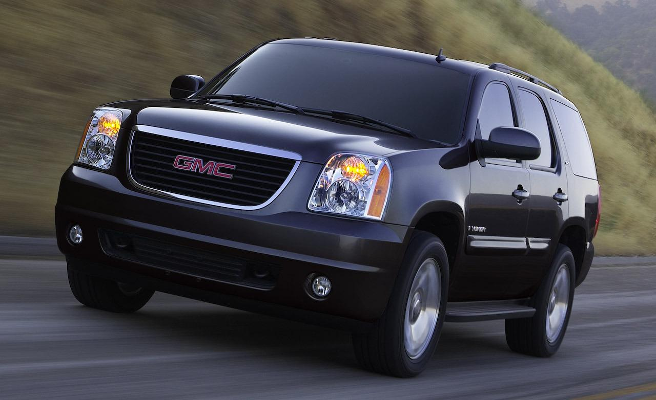 2009 gmc yukon information and photos zombiedrive. Black Bedroom Furniture Sets. Home Design Ideas