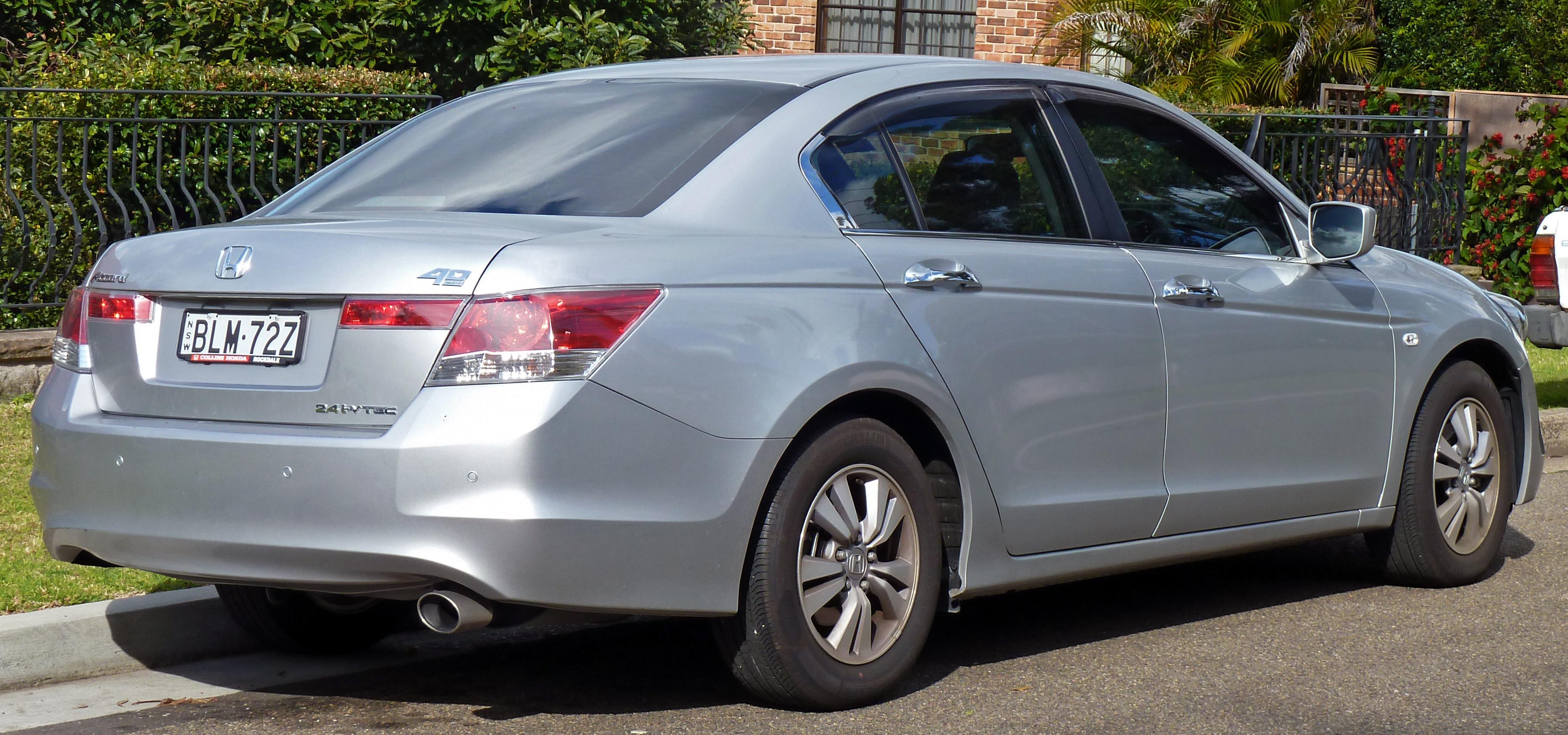 2009 Honda Accord Image 5