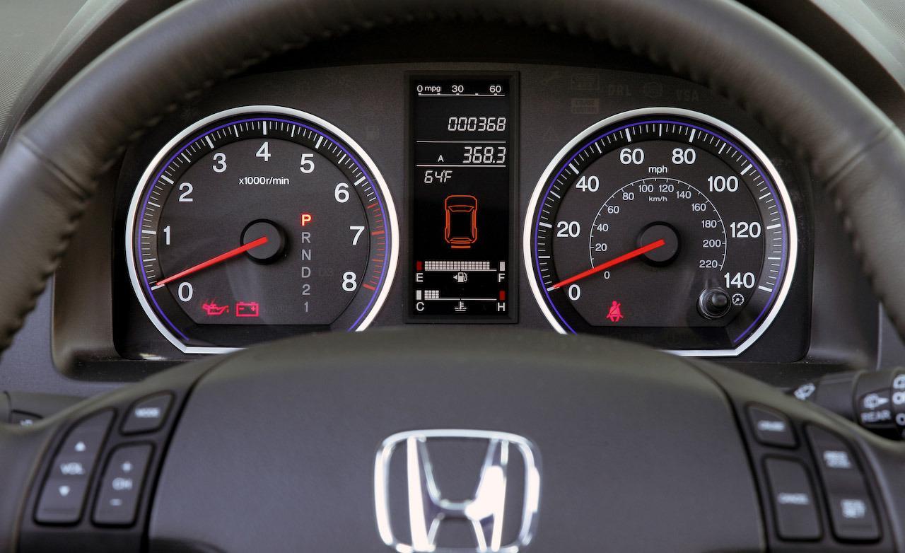 2009 Honda Cr V Information And Photos Zomb Drive