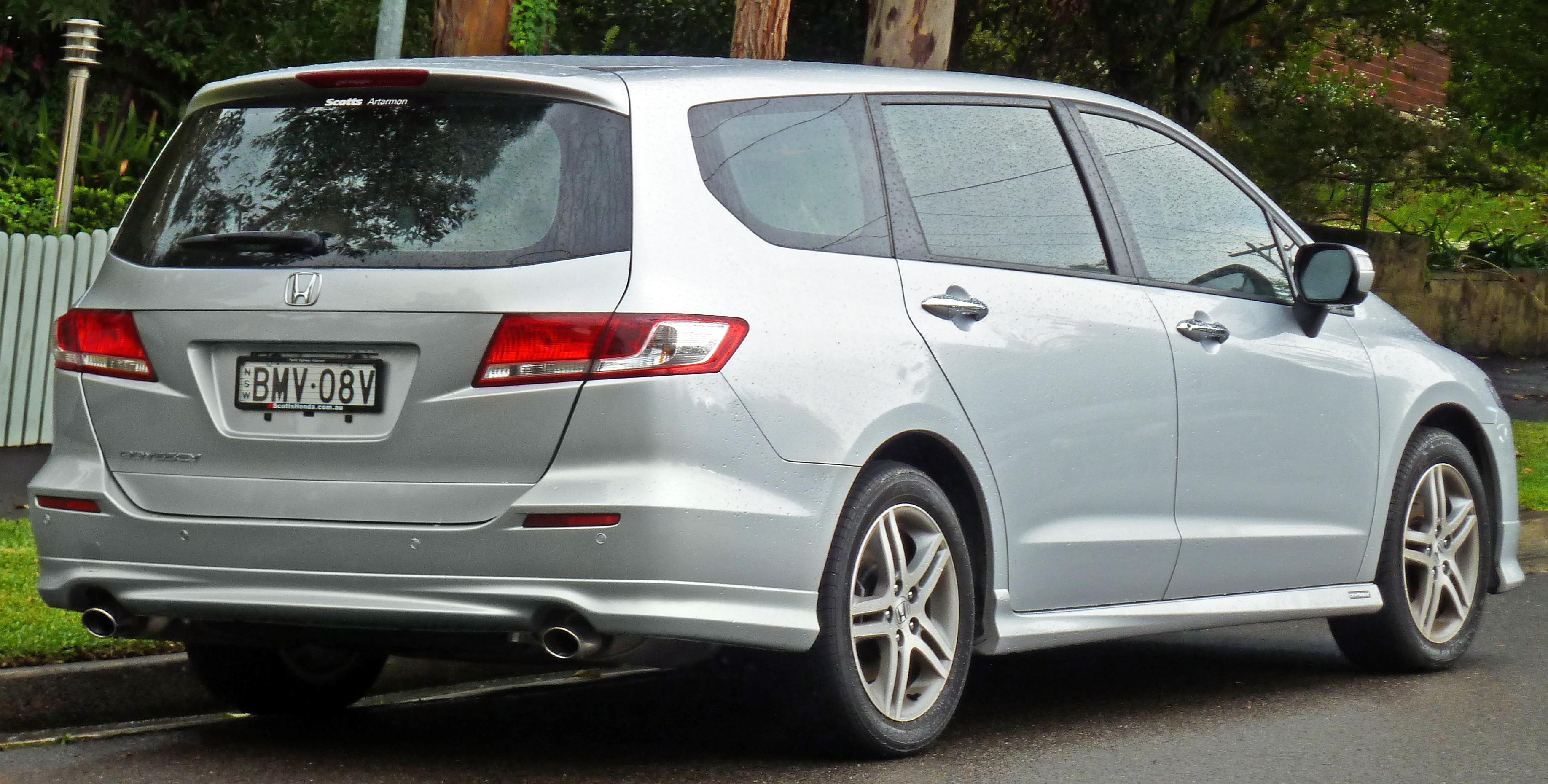 2009 Honda Odyssey Image 1