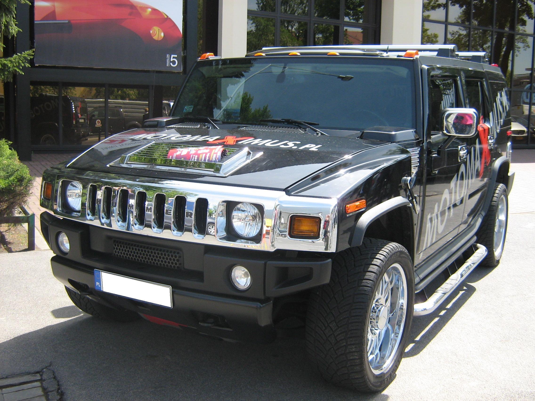 2009 Hummer H2 Image 17