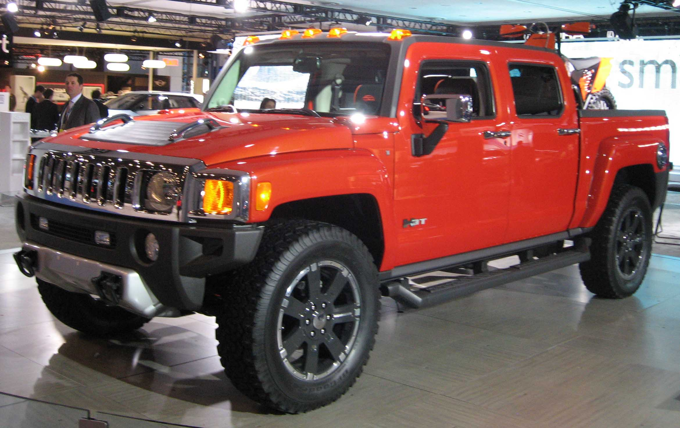2009 hummer h3t information and photos zombiedrive 2009 hummer h3t 19 hummer h3t 19 vanachro Gallery