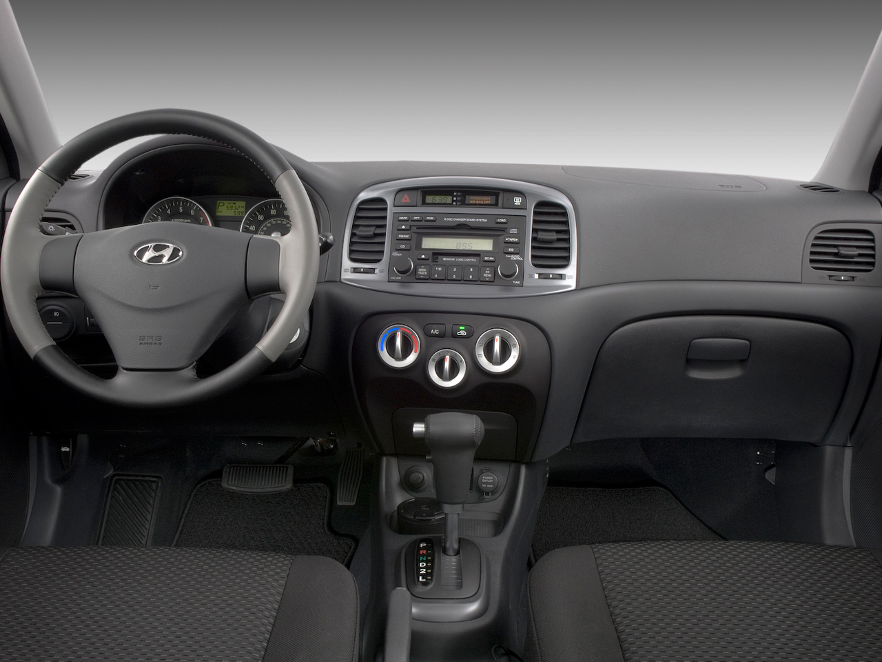 2009 Hyundai Accent Information And Photos Neo Drive