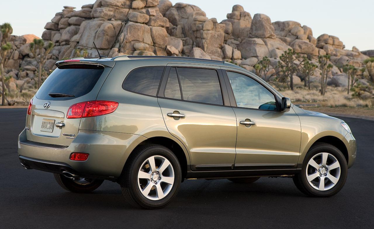2009 Hyundai Santa Fe - Information and photos - ZombieDrive