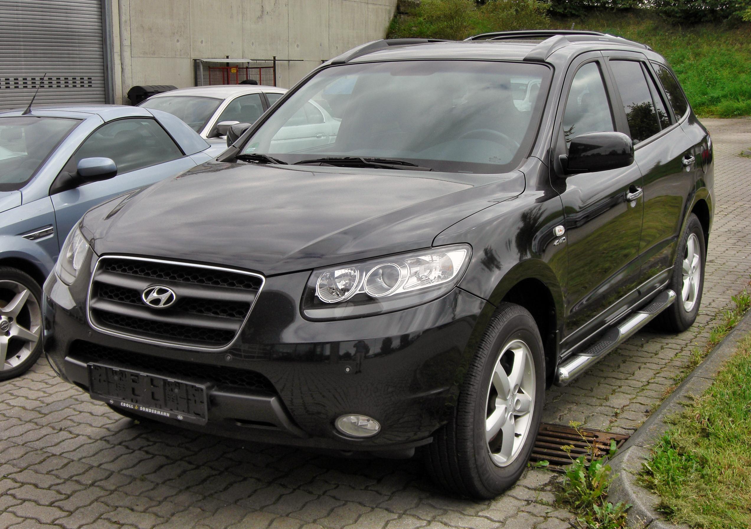 ... Hyundai Santa Fe #17