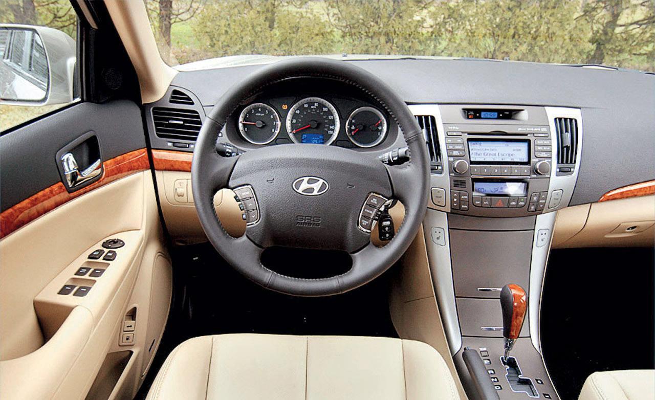 2009 Hyundai Sonata #7 Hyundai Sonata #7