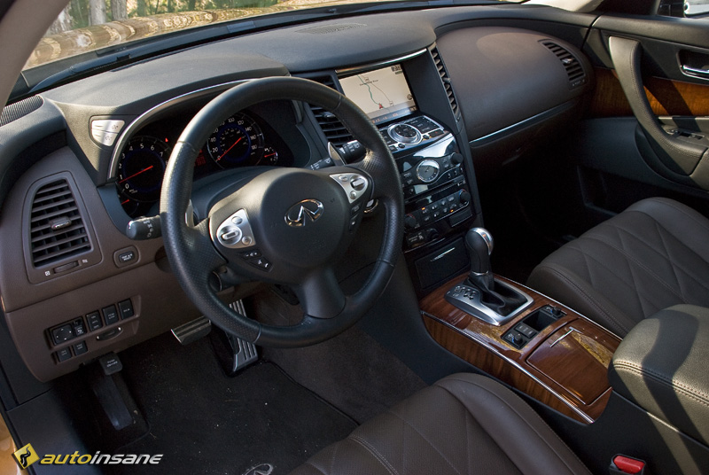 2009 Infiniti Fx35 Information And Photos Zombiedrive