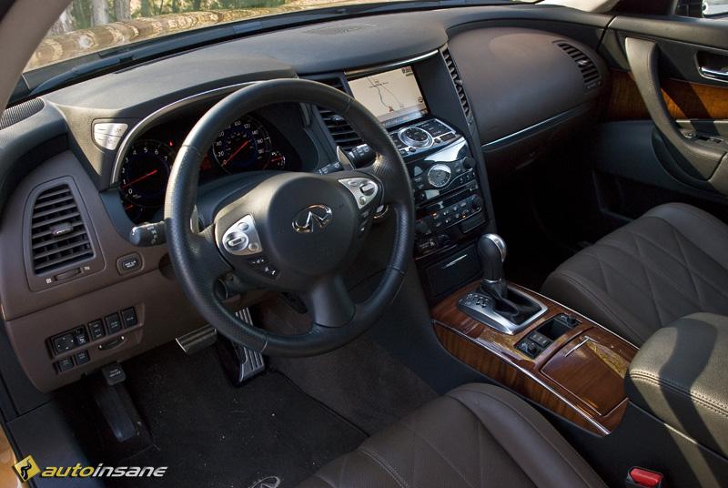 2009 Infiniti Fx35 Image 17