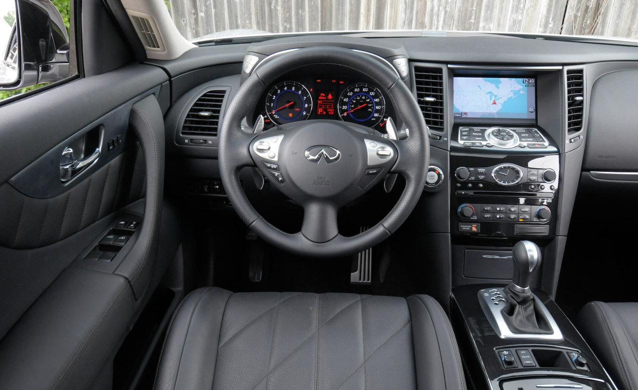 2009 infiniti fx35 information and photos zombiedrive 2009 infiniti fx35 11 infiniti fx35 11 vanachro Choice Image