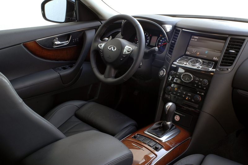 2009 Infiniti Fx50 Information And Photos Zombiedrive