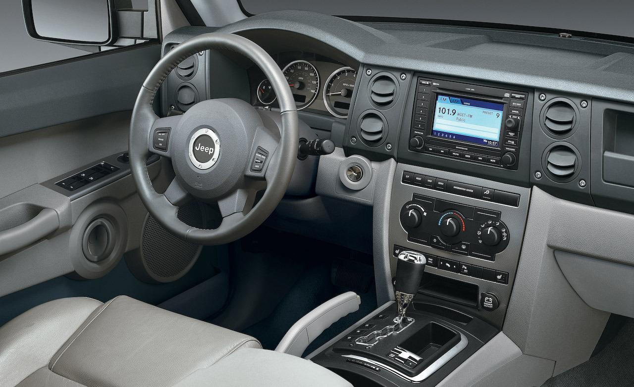 Jeep Commander #11