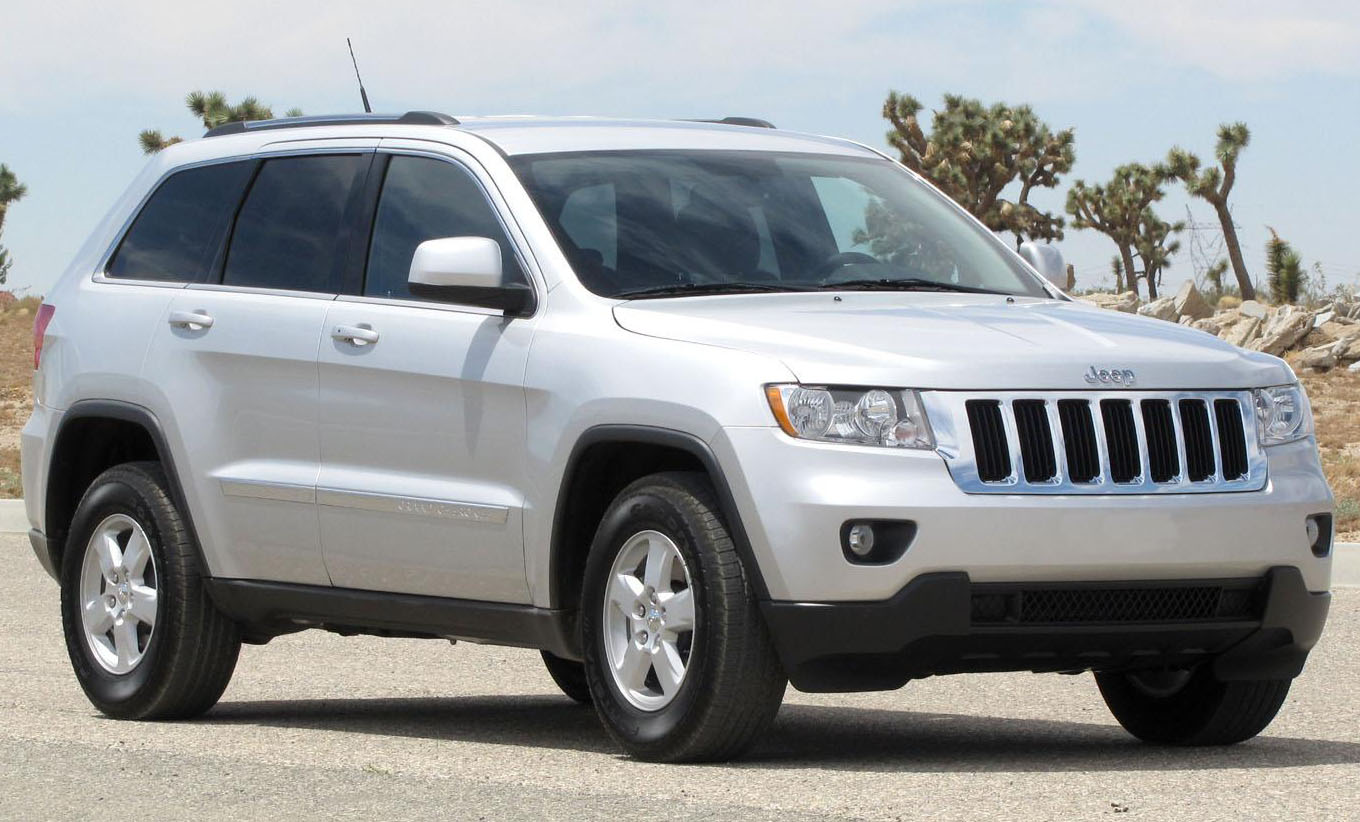 2009 jeep grand cherokee - image #6