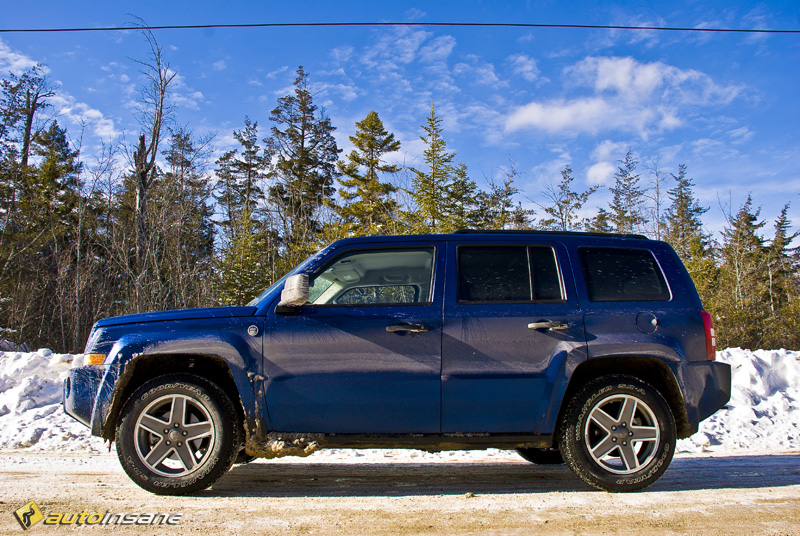 2009 Jeep Patriot - Information and photos - Zomb Drive