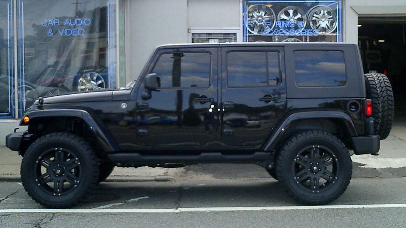 Black Rims For Jeep >> 2009 JEEP WRANGLER - Image #20