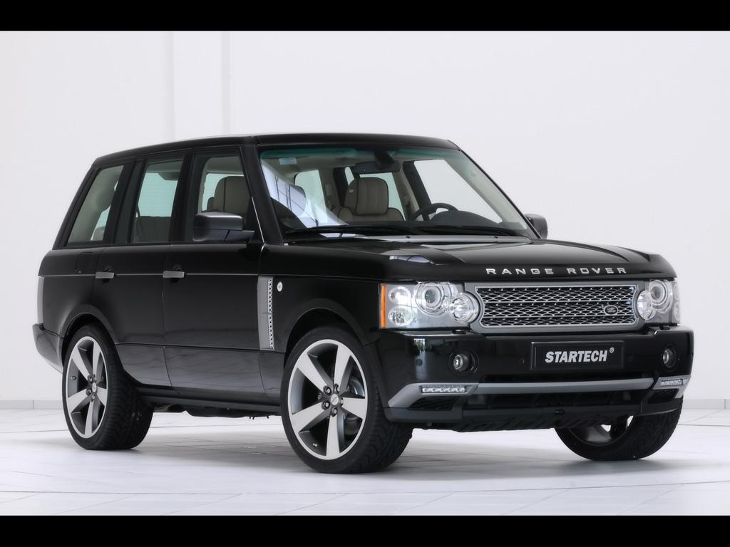 2009 Land Rover Range Rover Image 11