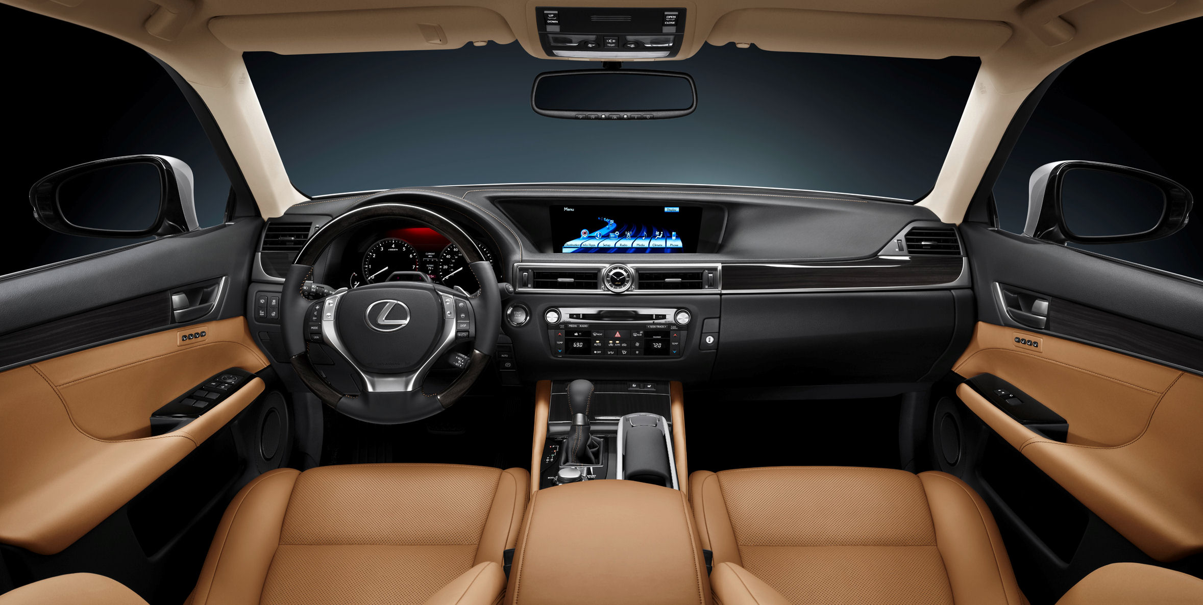 2009 Lexus Gs 350 Information And Photos Zombiedrive