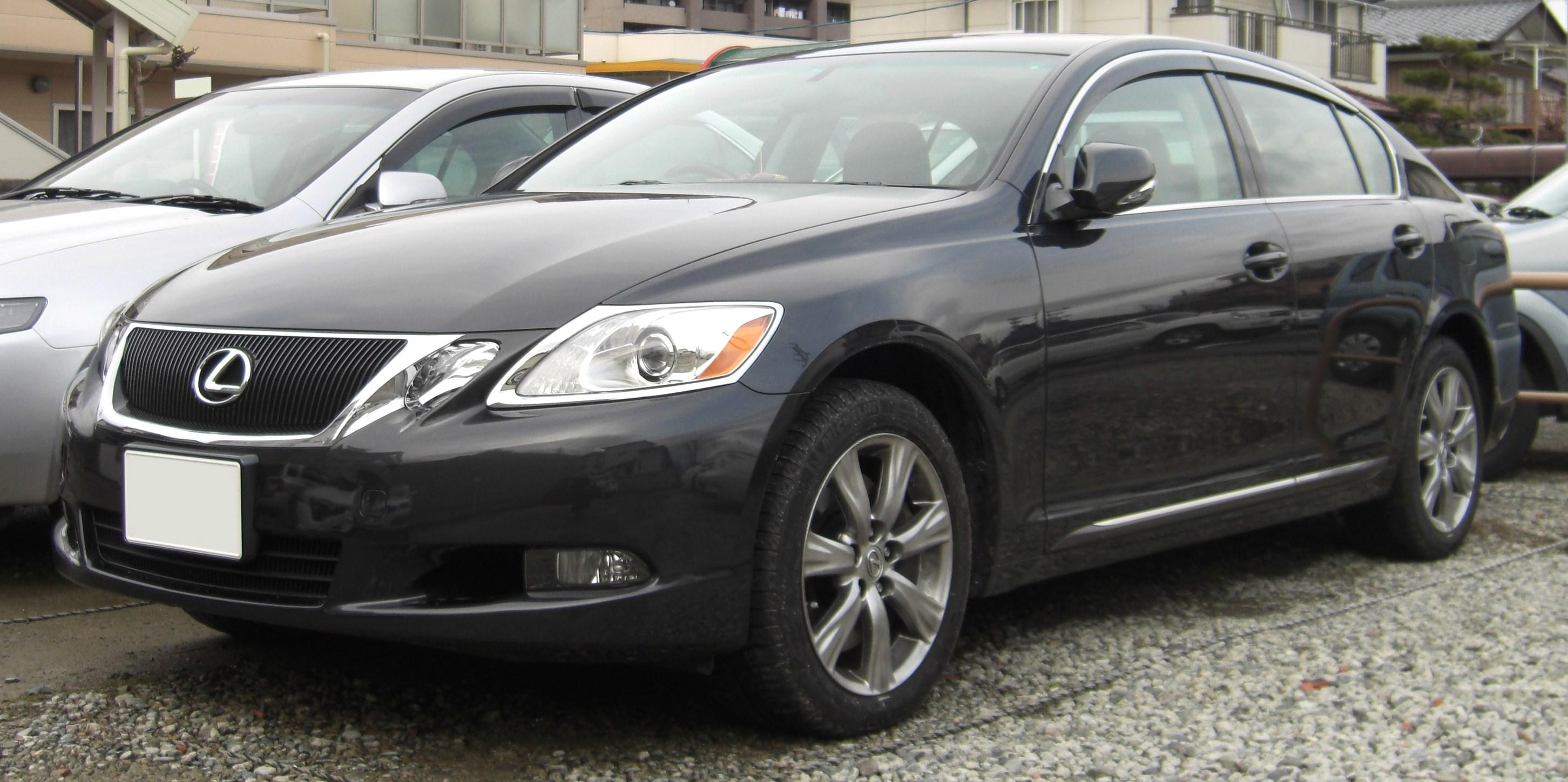 2009 lexus gs 350 information and photos zombiedrive. Black Bedroom Furniture Sets. Home Design Ideas