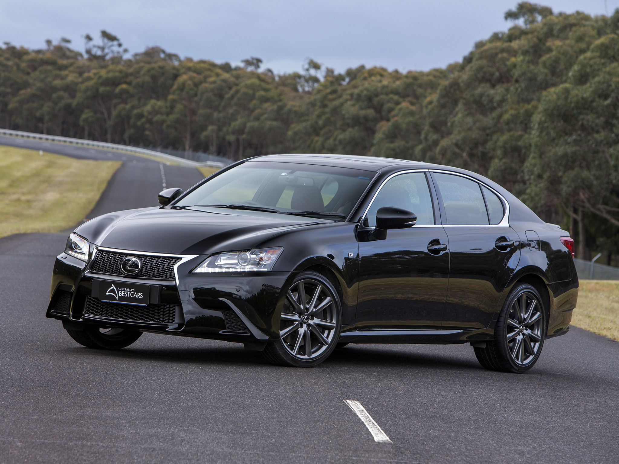 2009 lexus gs 350 - information and photos - zombiedrive