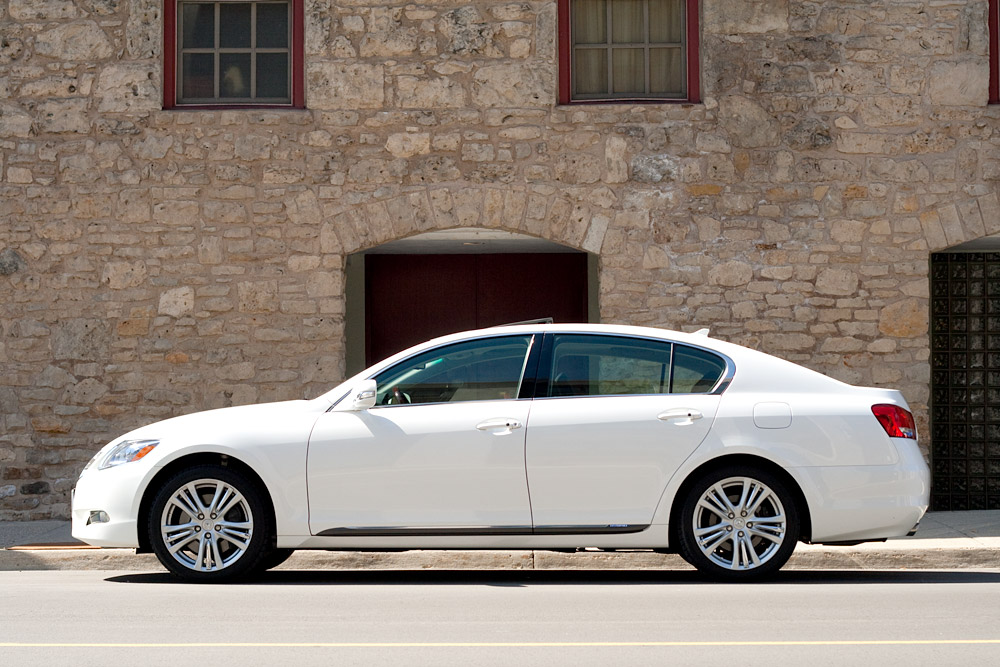 Lexus Is 450 >> 2009 LEXUS GS 450H - Image #12