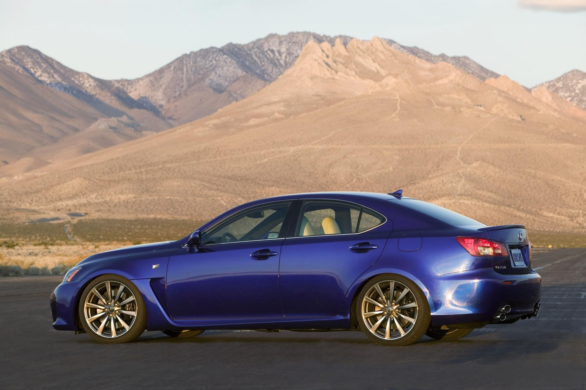Lexus IS F #21