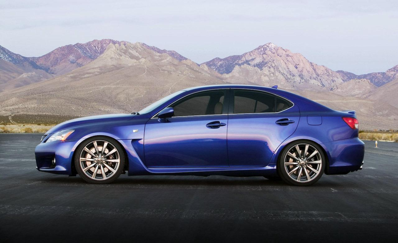 Lexus IS F #25
