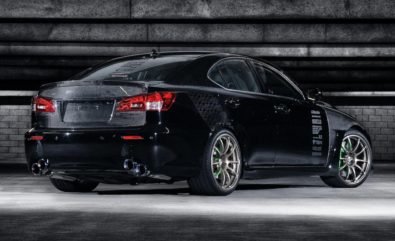 Lexus IS F #28