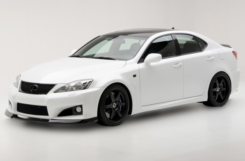 Lexus IS F #19