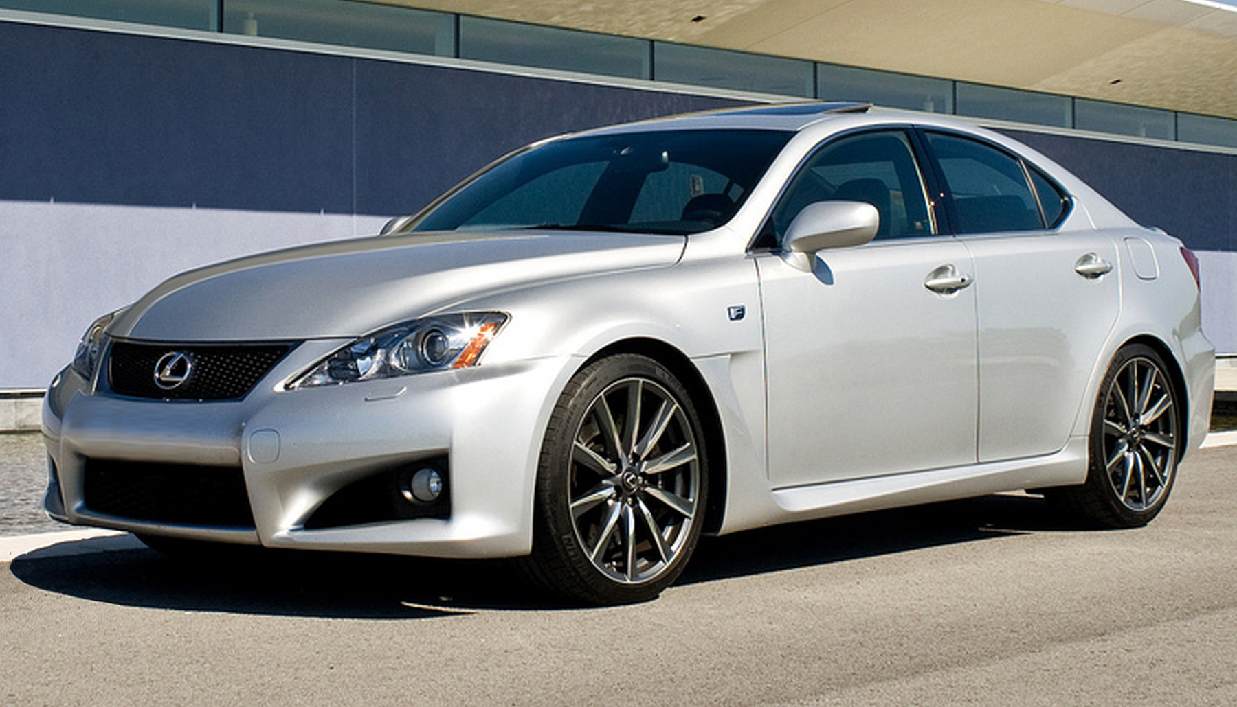 Lexus IS F #27