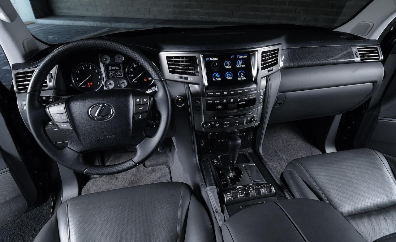 Lexus Lx 570 Interior Colors