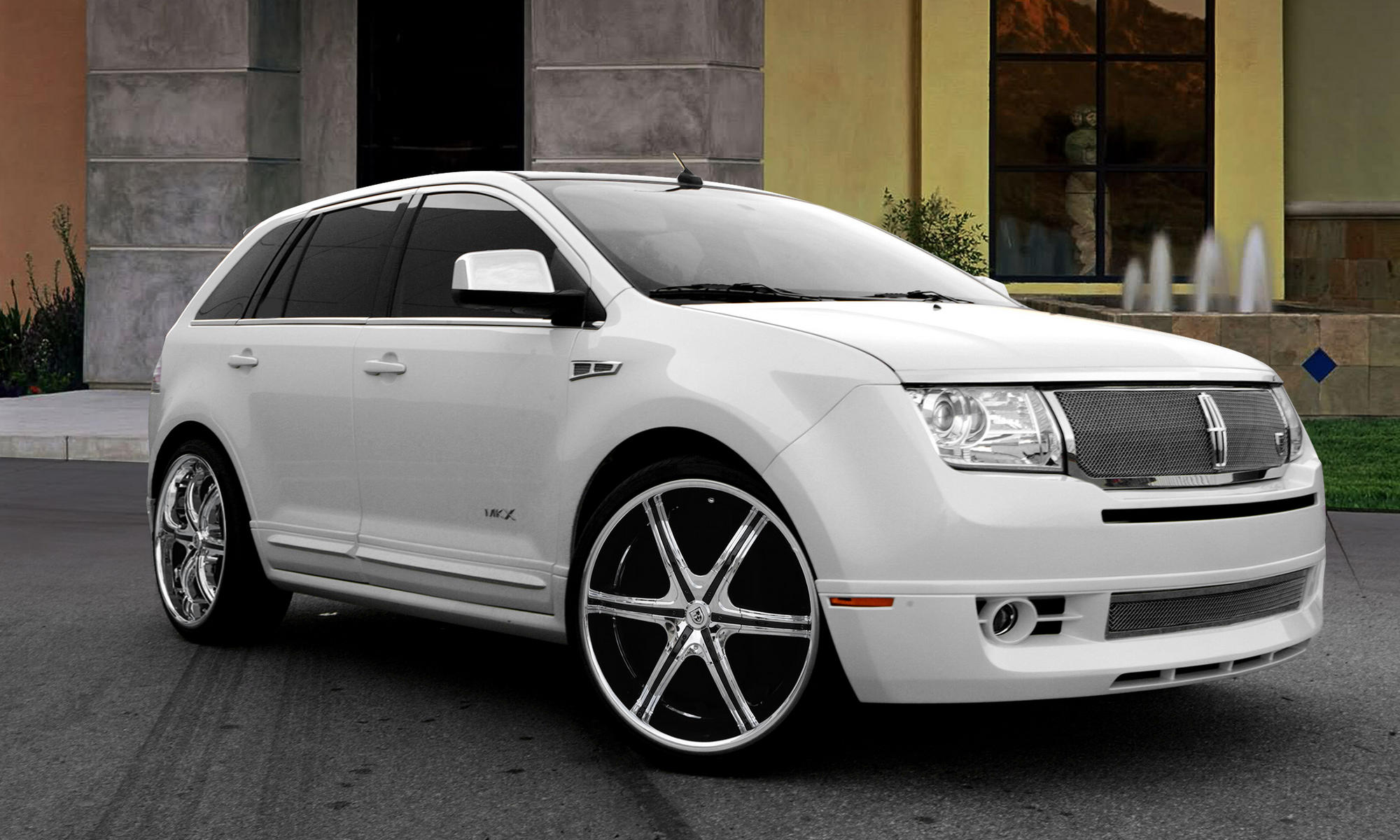 2016 Lincoln Mkt >> 2009 LINCOLN MKX - Image #2