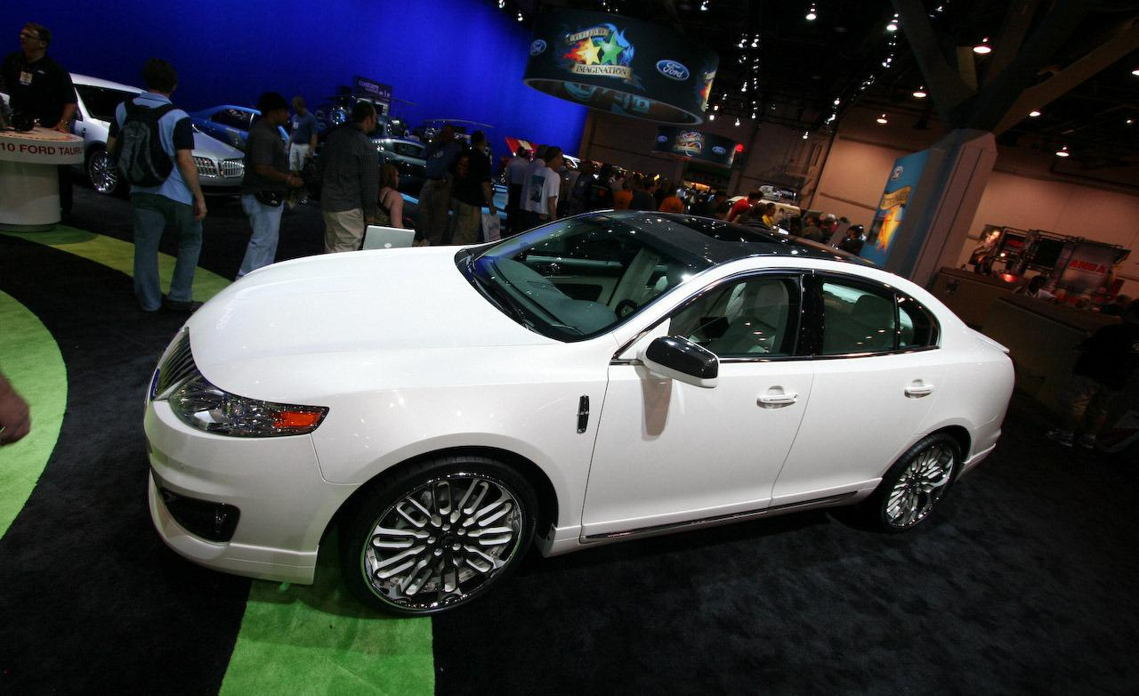 2009 Lincoln Mkz Image 16