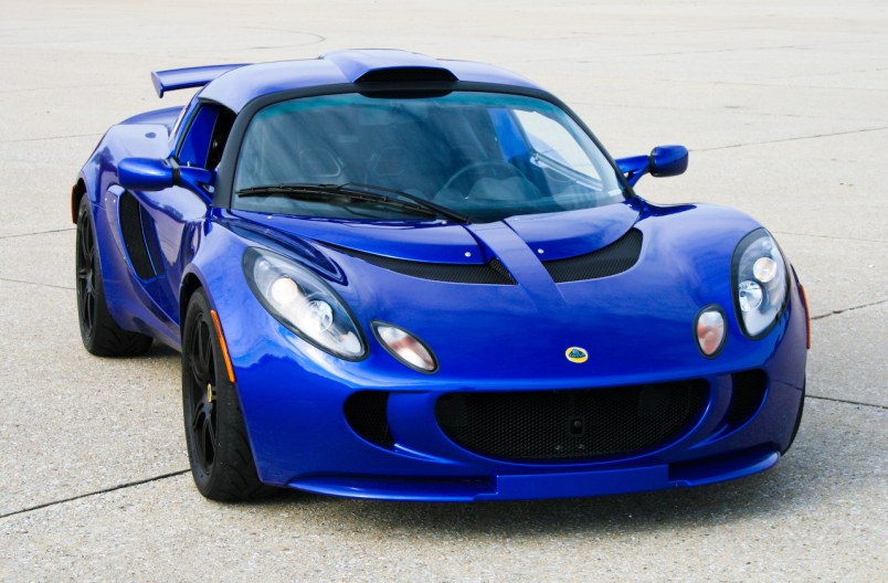 2009 Lotus Exige  Information and photos  ZombieDrive