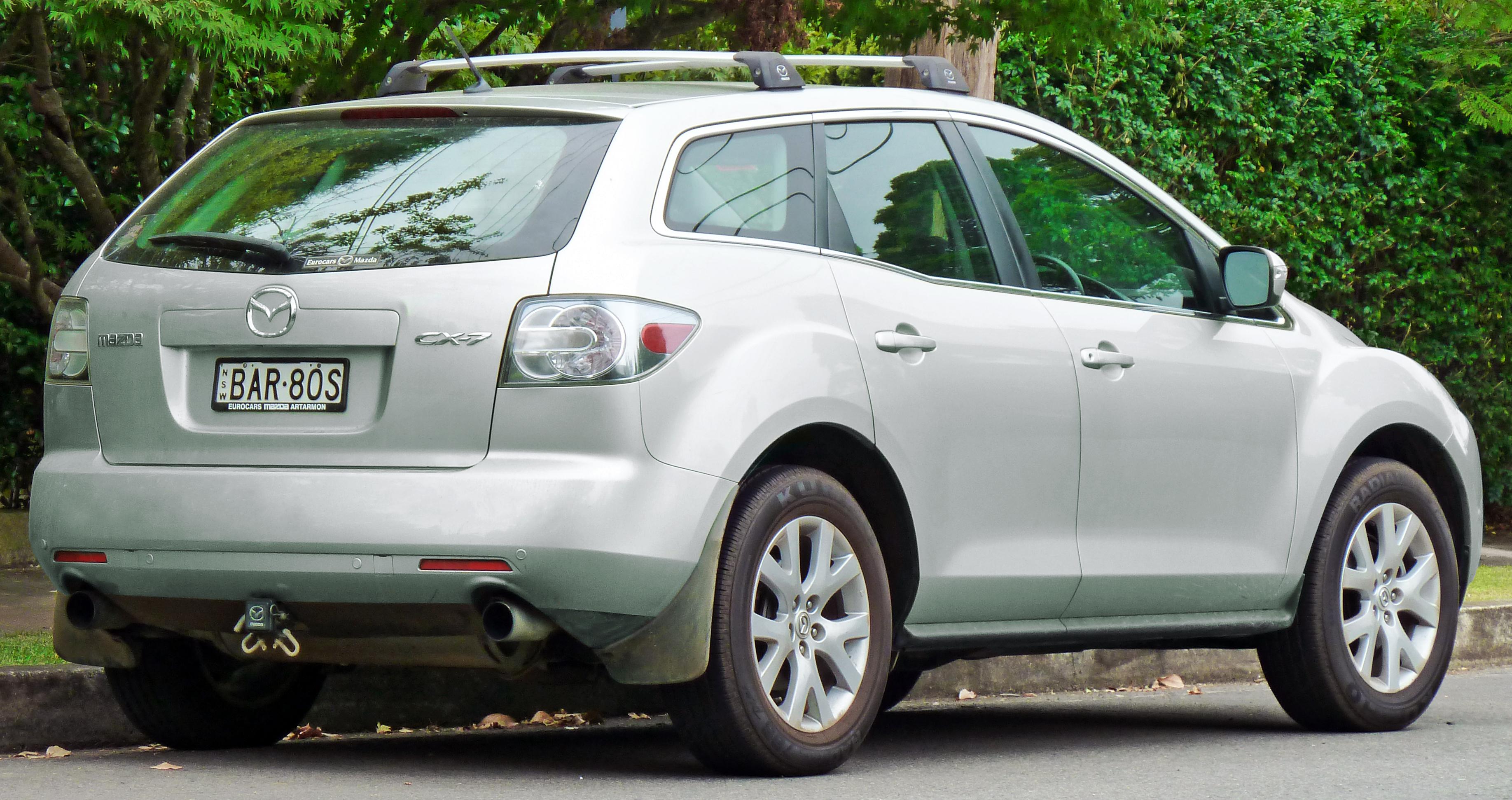 2009 Mazda Cx 7 Image 21