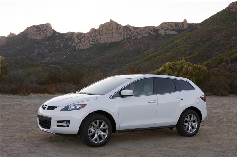 2009 Mazda Cx 7 Image 16