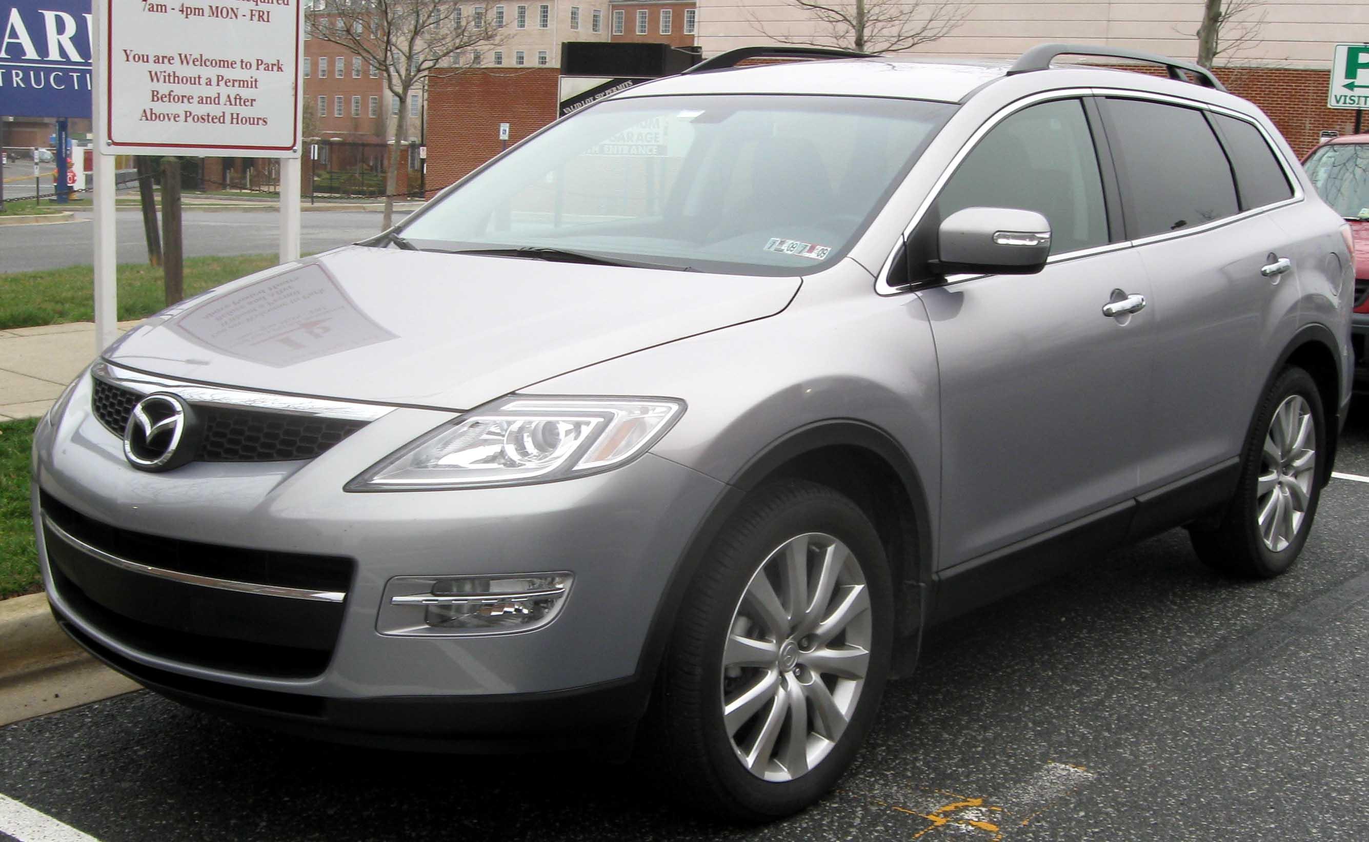 2009 Mazda Cx 9 Image 11
