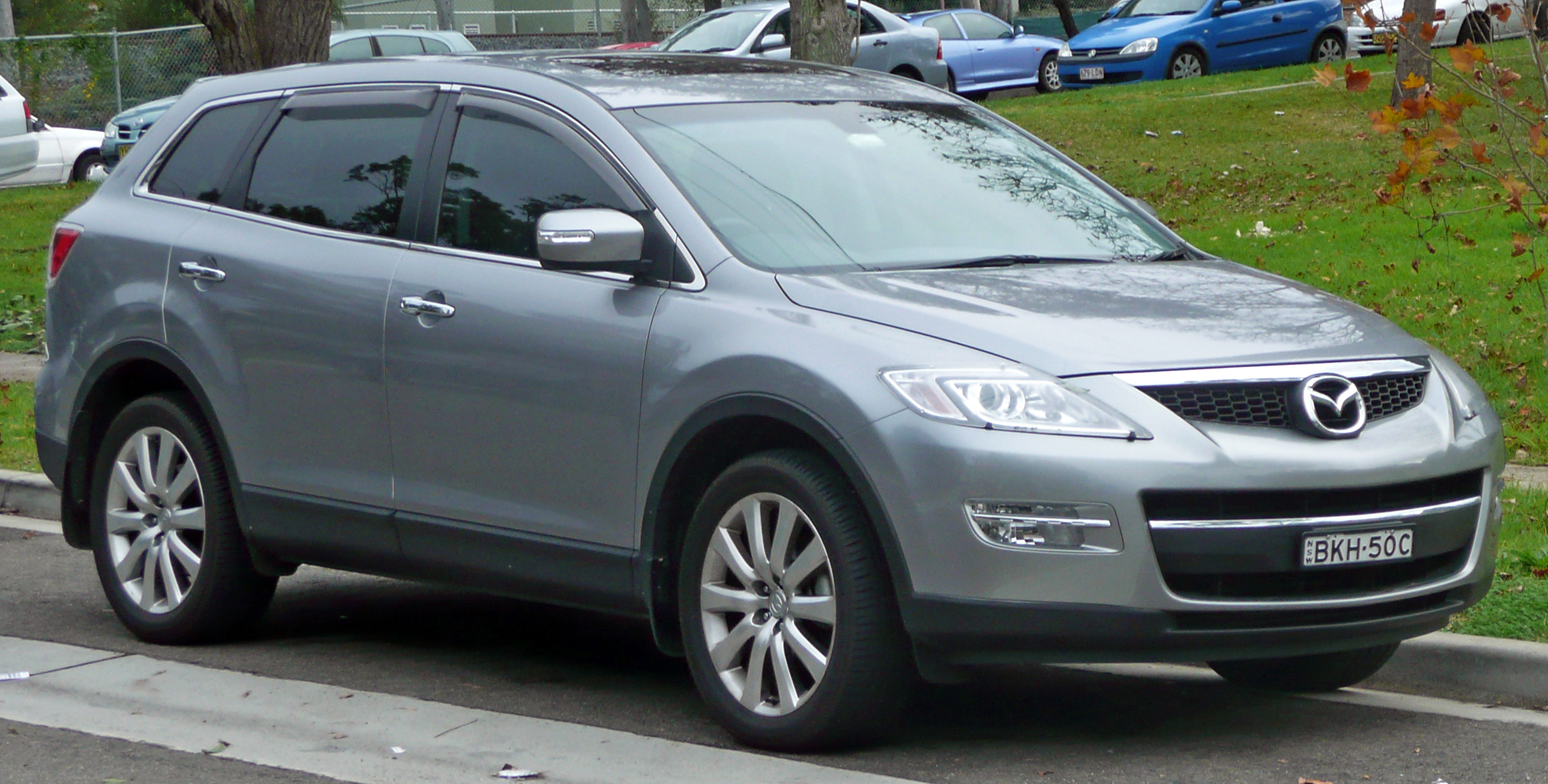 Mazda Cx9 2009 2019 2020 New Car Price And Reviews Timing Belt Cx 9 Image 16