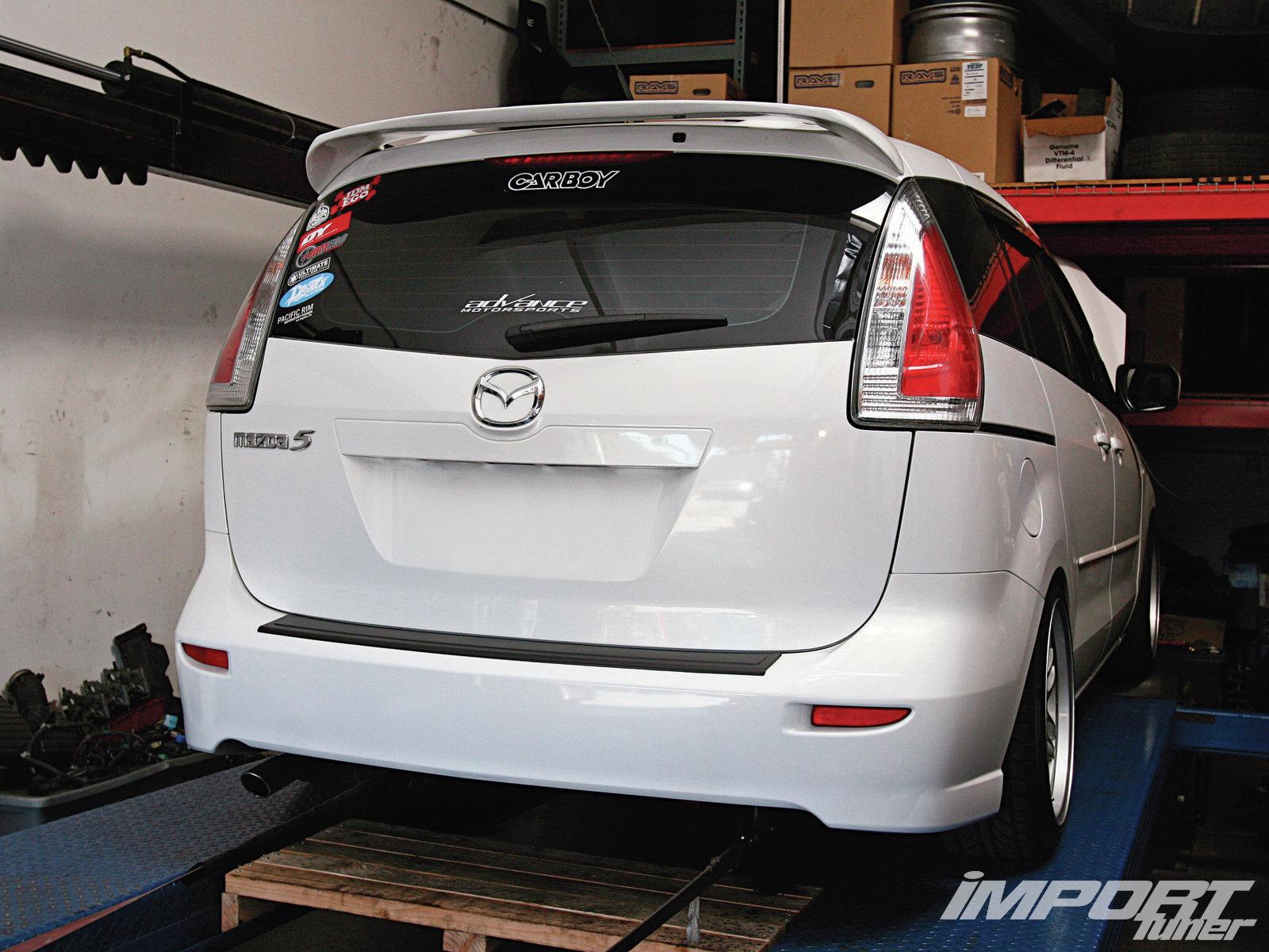 2009 Mazda Mazda5 Image 16