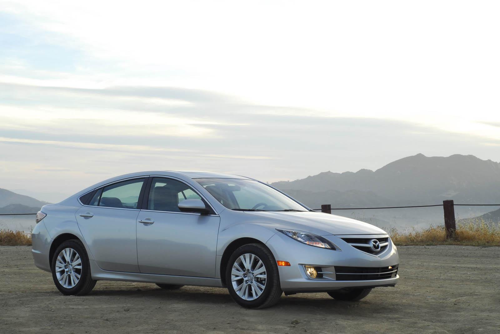 2009 Mazda Mazda6 Image 1