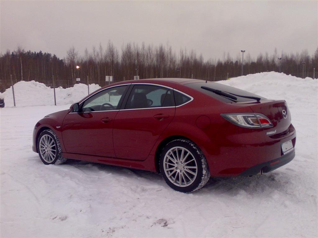 2009 Mazda Mazda6 Image 9