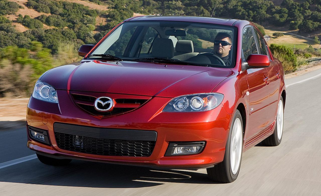 2009 Mazda Mazdaspeed Mazda3 Image 13