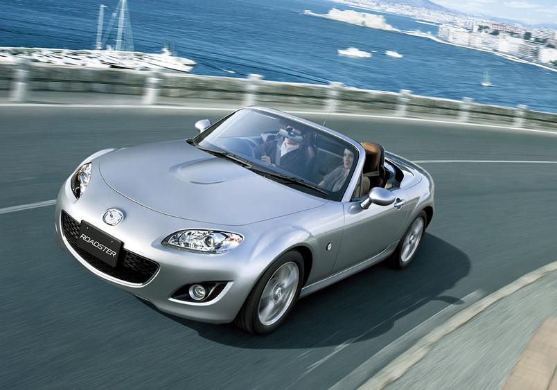 2009 Mazda Mx 5 Miata Image 15