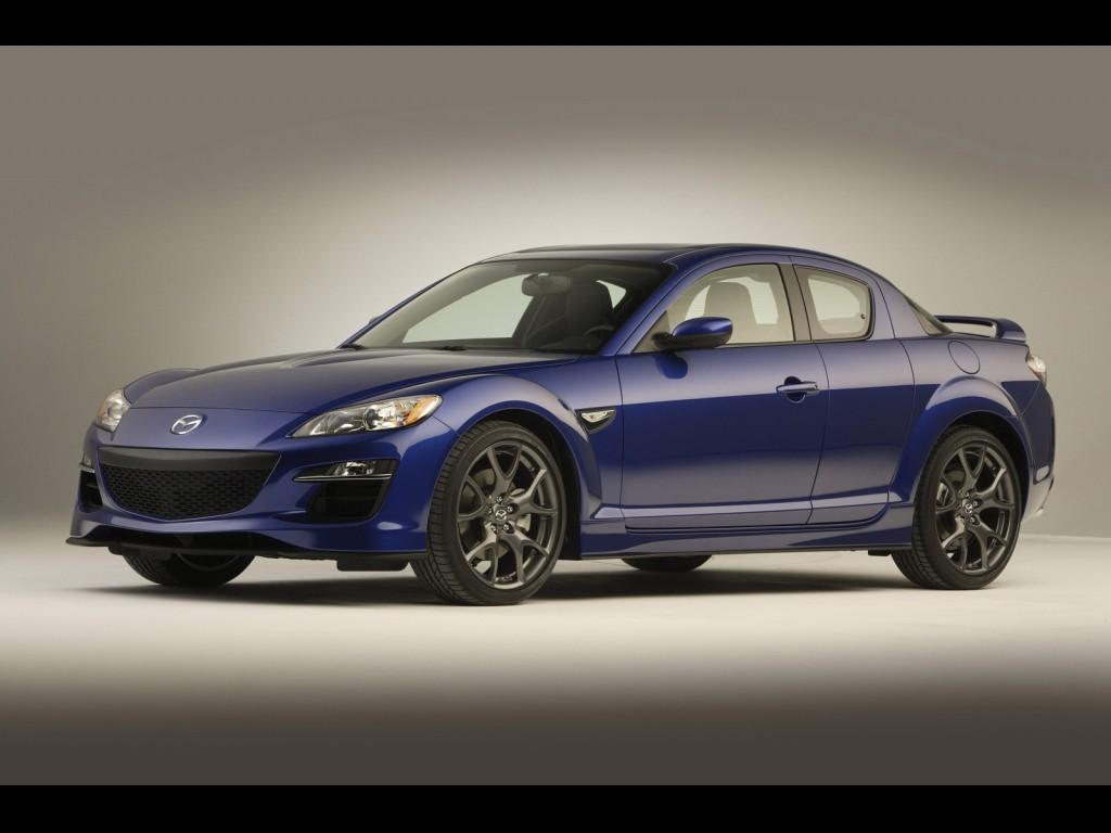 2009 Mazda Rx 8 Information And Photos Zombiedrive