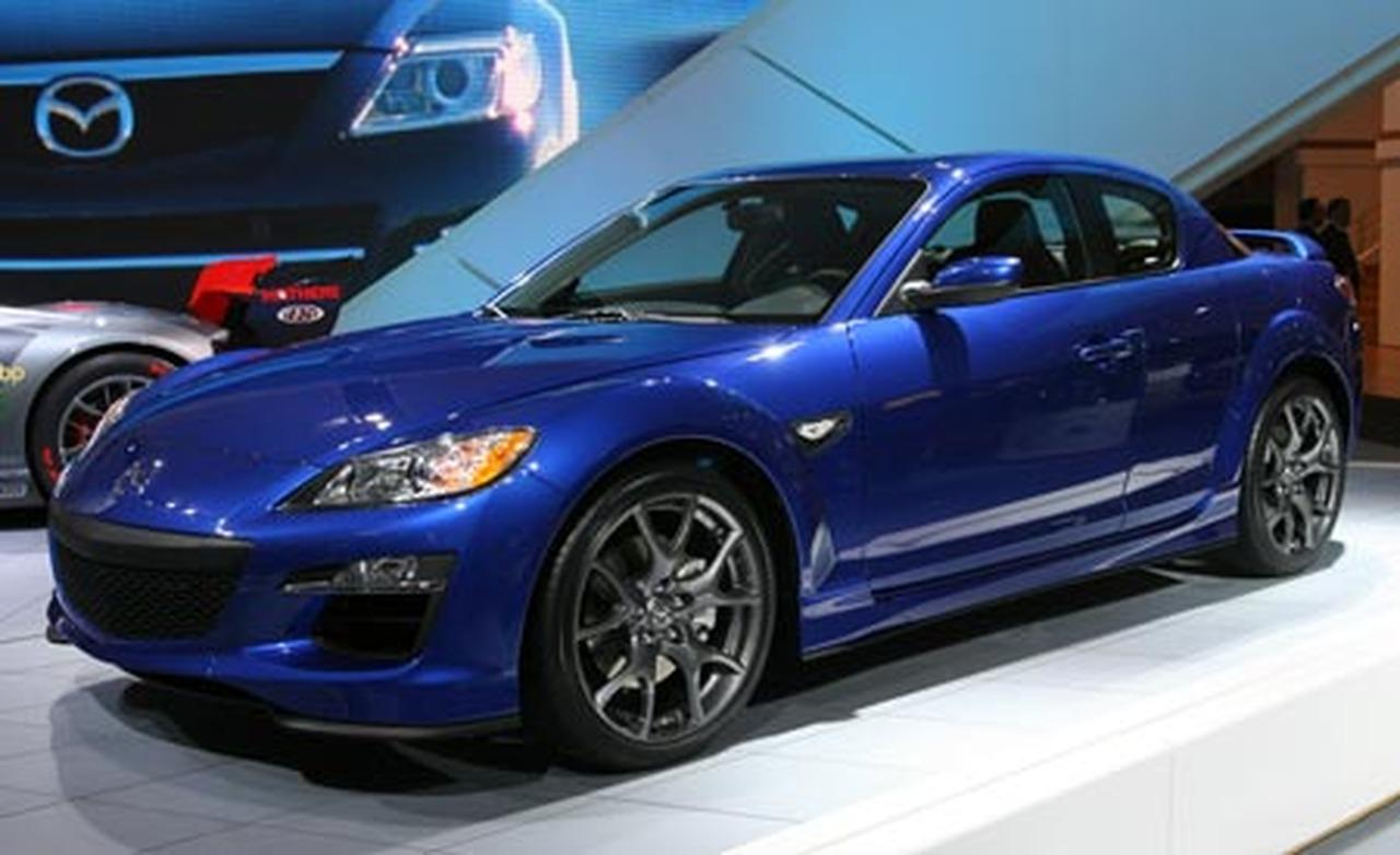 2009 mazda rx-8 - information and photos - zombiedrive
