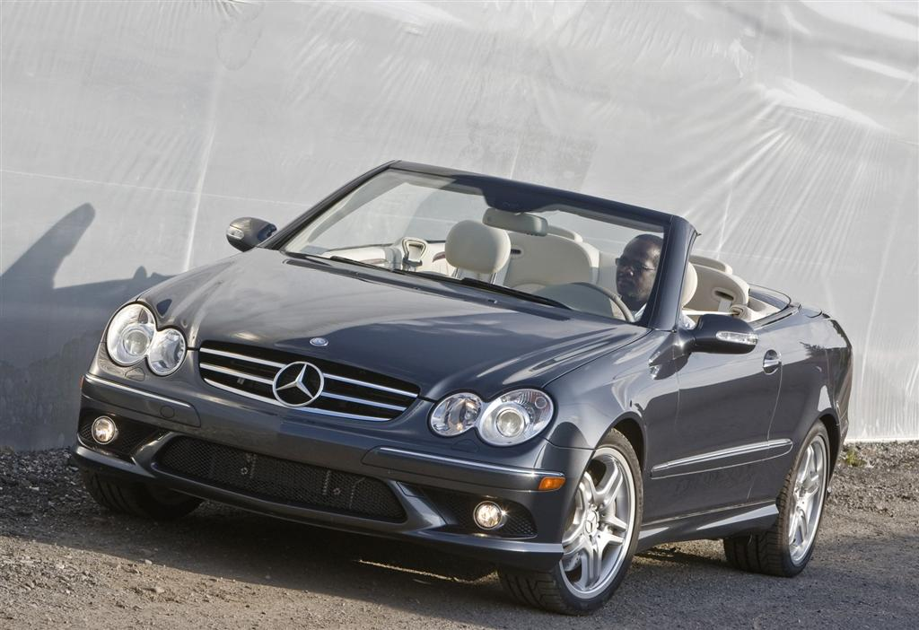 2009 Mercedes Benz Clk Class Image 15