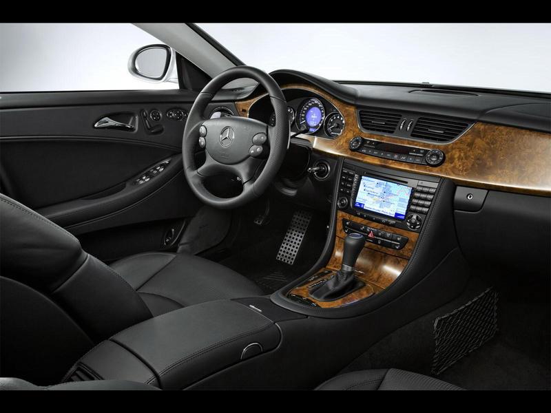 2009 Mercedes Benz Cls Class Image 19