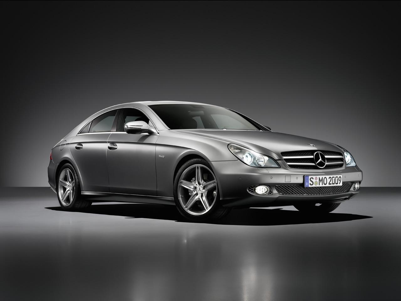 2009 Mercedes Benz Cls Class Image 12