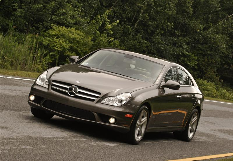 2009 Mercedes Benz Cls Class Image 15