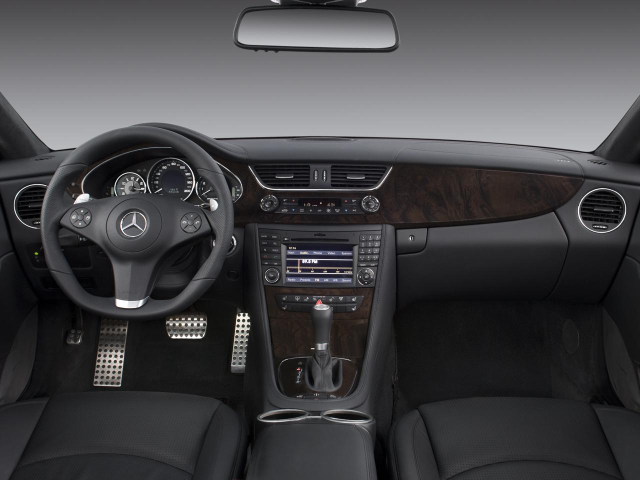 2009 Mercedes Benz Cls Class Image 17