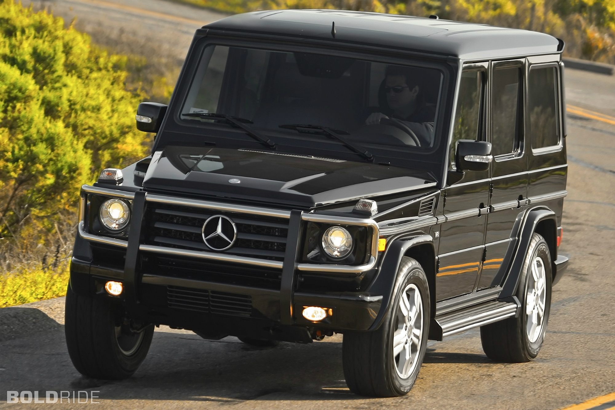 2009 mercedes benz g wagon. Black Bedroom Furniture Sets. Home Design Ideas